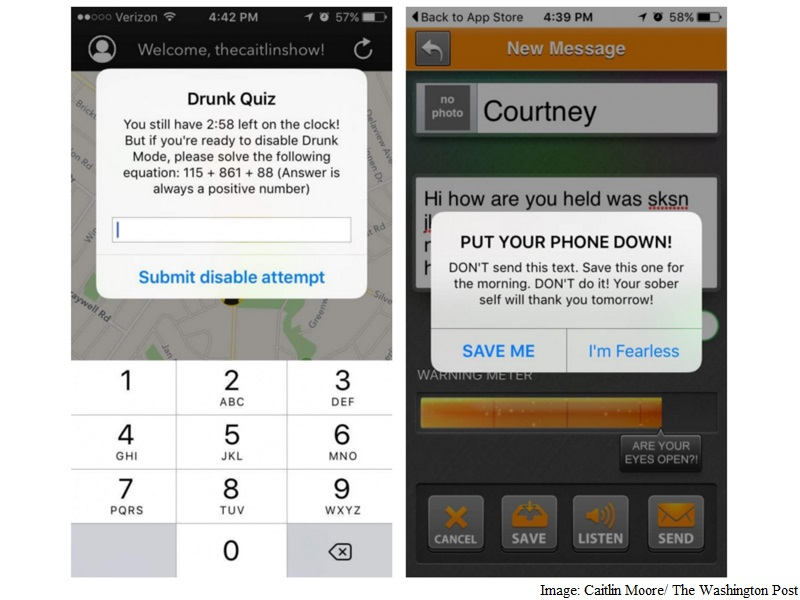 These Apps Will Save You the Embarrassment of Drunk Texting