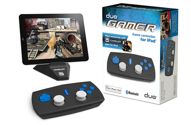Gameloft announces Duo Gamer controller for iOS devices