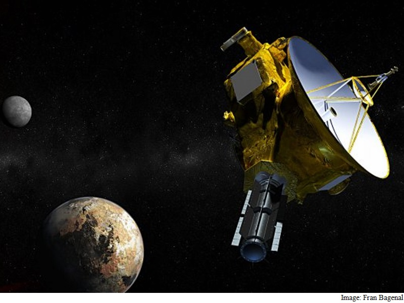 Nasa's New Horizons Finds Space Around Pluto to Be Nearly Dust-Free