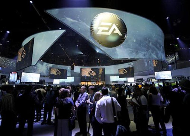 EA expects its digital sales to overtake boxed games