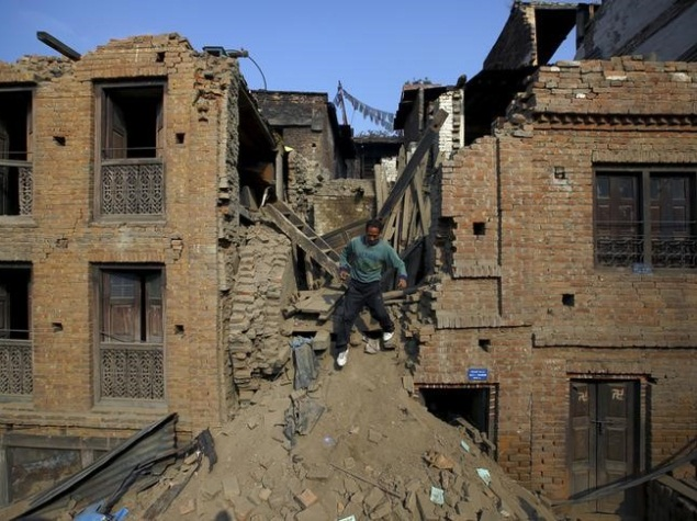 India Working With 27 Countries on Earthquake Early-Warning System