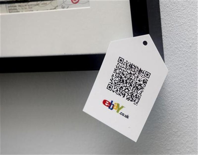 eBay revamps logo to keep pace with changing online marektplace