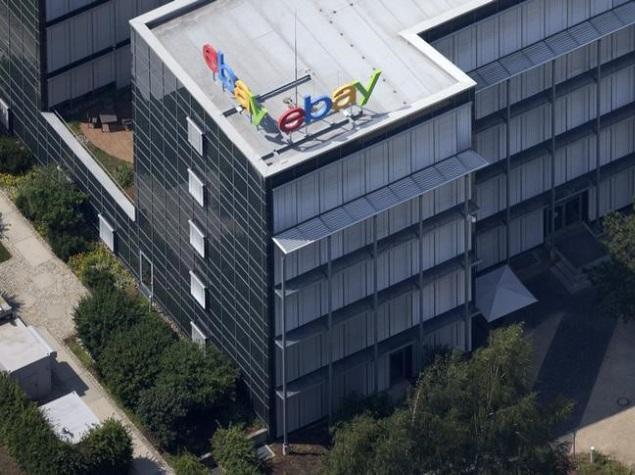 eBay-PayPal Breakup Set for July