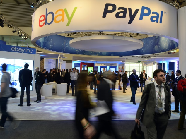 eBay to Spin Off PayPal Into Separate, Publicly Traded Company in 2015
