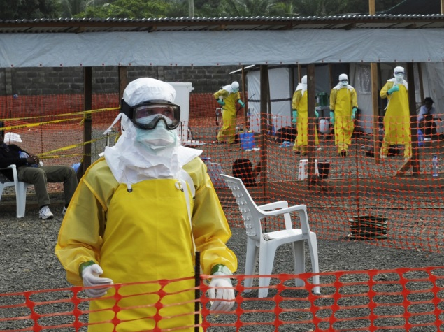 Ebola cure in sight as new drugs gives '90% survival rate'