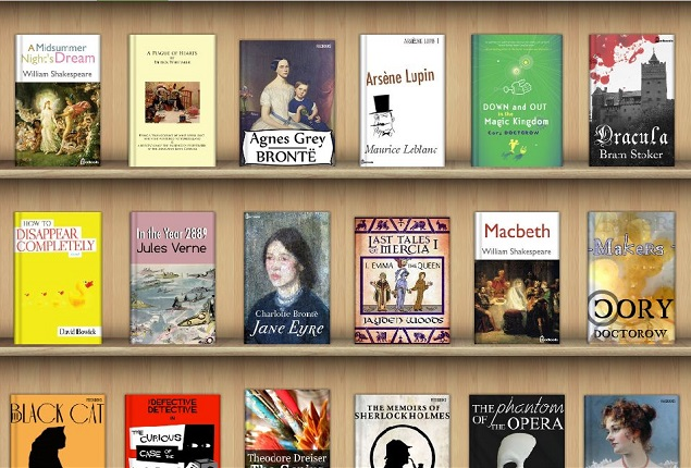 Five Great Apps for Reading Ebooks