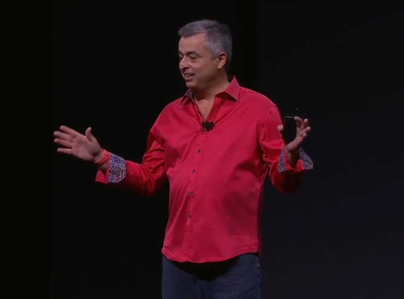 Apple Working on Fix for High Roaming Charges, Says Eddy Cue