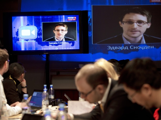 Snowden Documents Reveal UK Spies Stored Journalists' Emails: Report