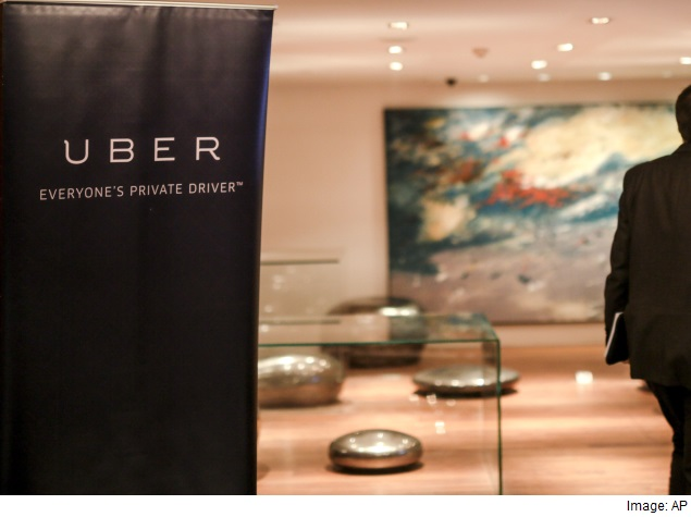 Uber Locks Horns With NY City Hall Over Fleet Expansion
