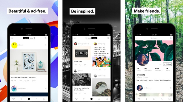 Ad-Free Social Network Ello Gets an iPhone App