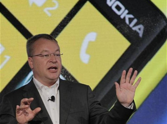 Nokia CEO explains why they chose Windows Phone over Android