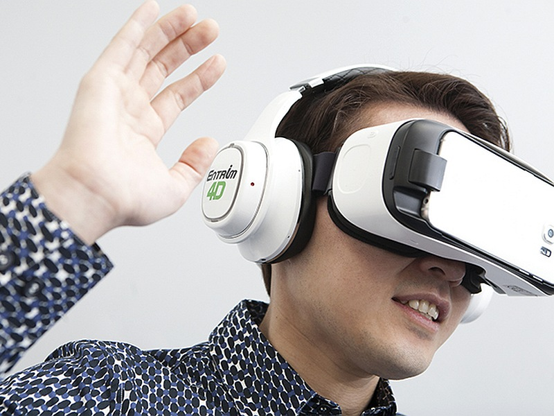 Samsung Gear VR Update Brings WebVR Support to the Headset