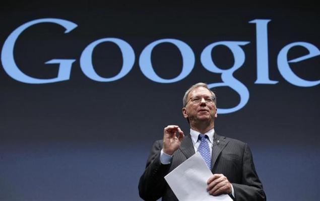 Google's Schmidt to visit Myanmar, an untapped telecoms market