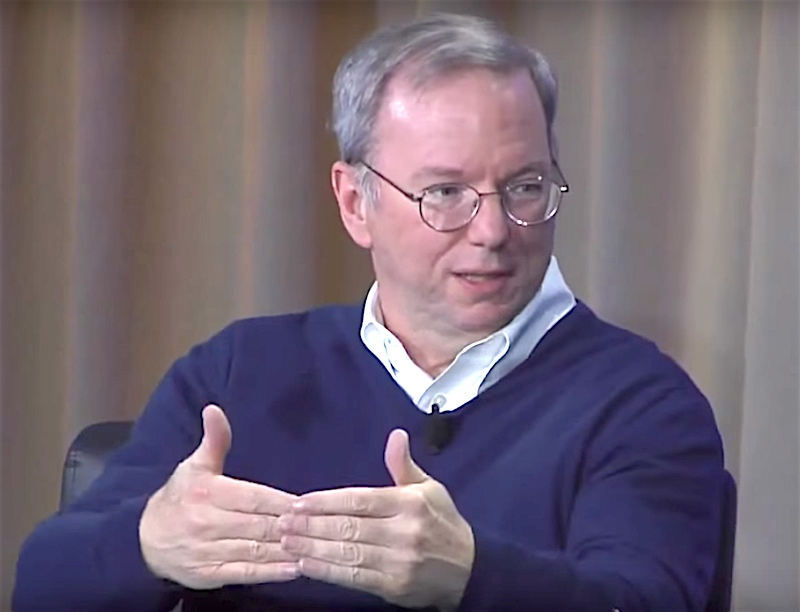 'Life-Changing Conversation' With Eric Schmidt Led to $5 Raspberry Pi Zero