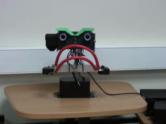 Scientists develop a robot that can express its feelings