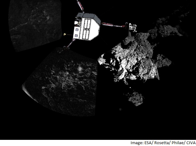 Robot Lab Philae 'Silent', Says Worried Ground Control