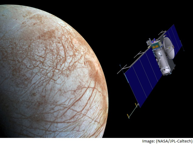 Nasa's Mission to Jupiter's Moon Europa Enters Development Phase