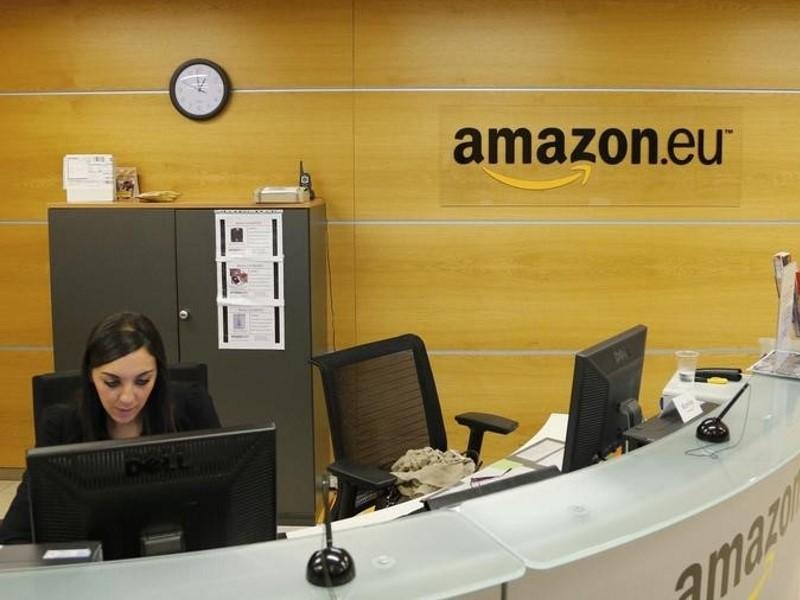 Amazon to Open Parcel Locker Network Across Europe