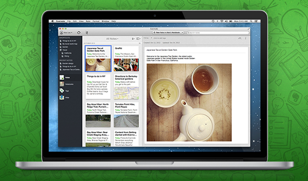 Evernote hits 1 million user mark in India