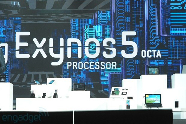 Samsung unveils Exynos 5 Octa SoC with eight cores, likely to power Galaxy S IV