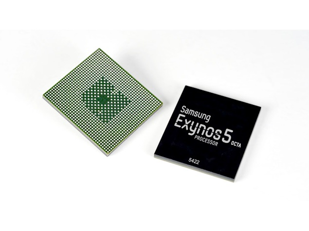 Samsung unveils Exynos 5422 octa-core and Exynos 5260 hexa-core chipsets