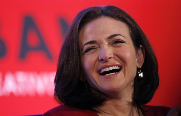 Facebook COO Sheryl Sandberg sells another $3.75 million in stock