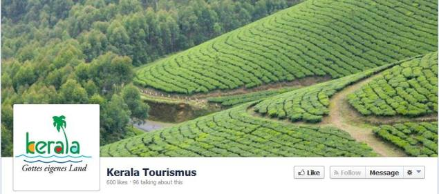Kerala Tourism unveils official Facebook pages in French, German
