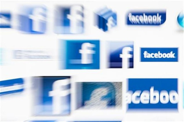 Check-in on Facebook for free Wi-Fi