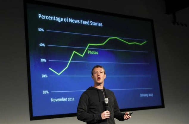 Facebook's News Feed revamp puts 'mobile first'
