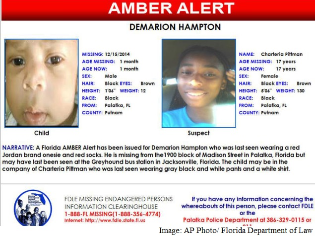 Facebook Launches Amber Alerts To Help Find Missing