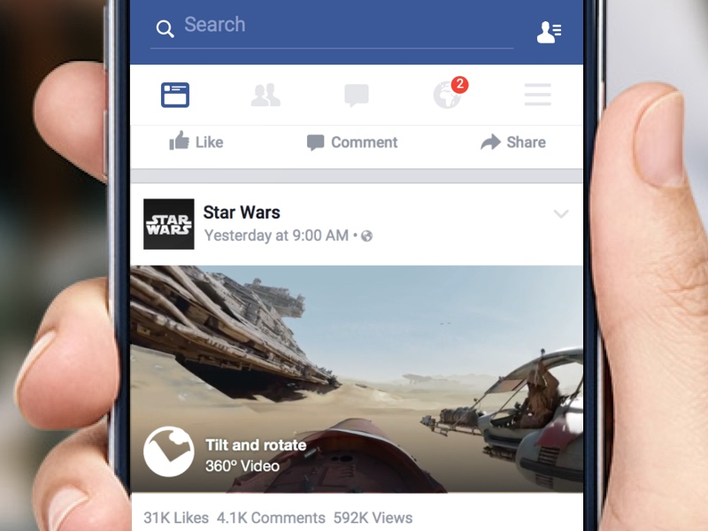 Facebook Says Investigating 'Reports of Speed Issues' With Android