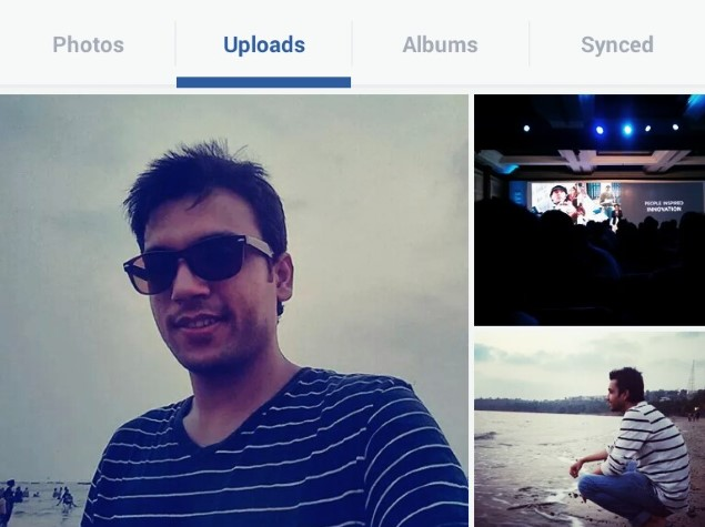 Facebook's New Layout for Android and iOS Highlights Most-Liked Photos