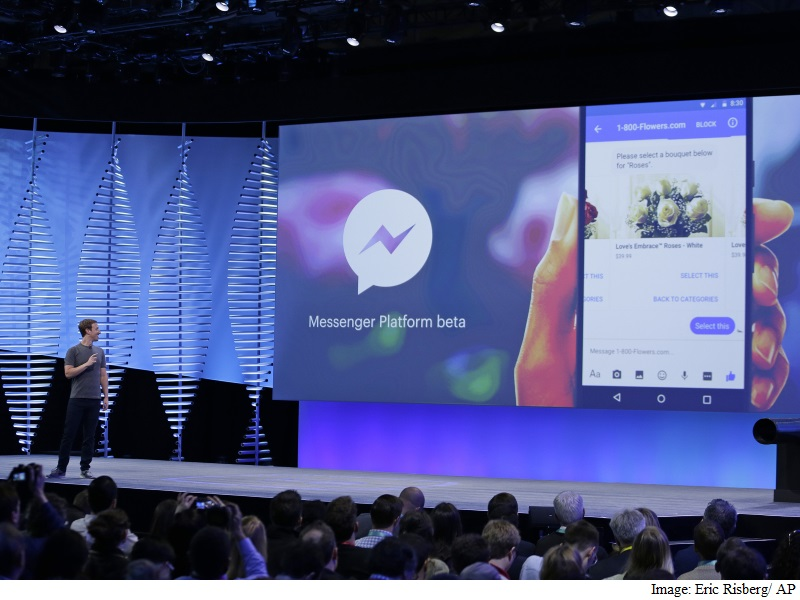 Facebook Brings 'Chatbots' to Messenger