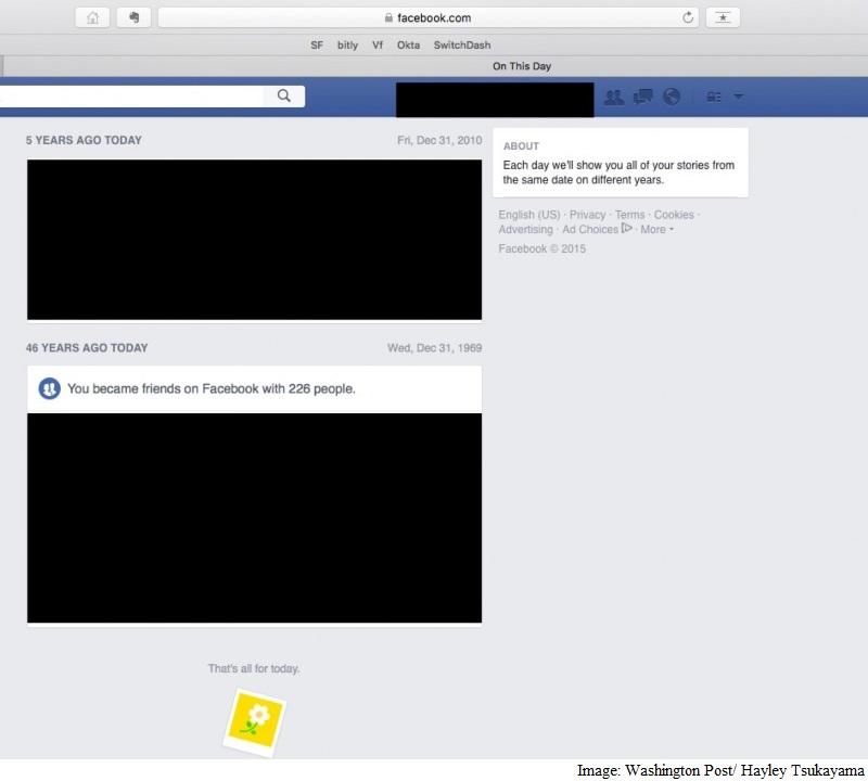 Facebook Glitch Celebrates 46 Years of Online Friendship