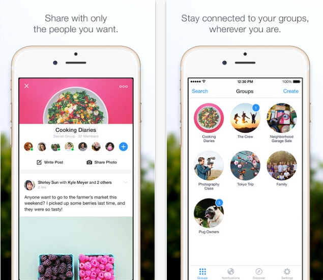 Facebook Groups App Launched for Easy Community Interaction on Mobile