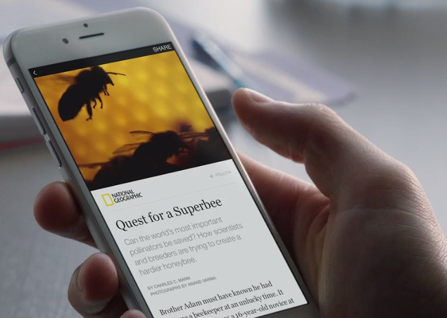 Facebook Instant Articles and the Slow Death of an Open Web