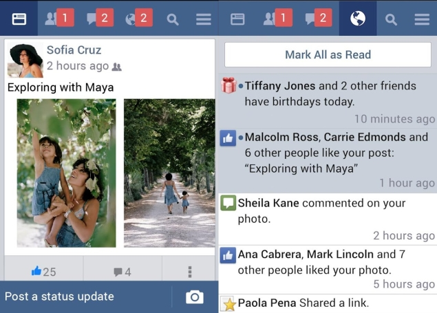 Facebook Lite for Android Review: Made for India