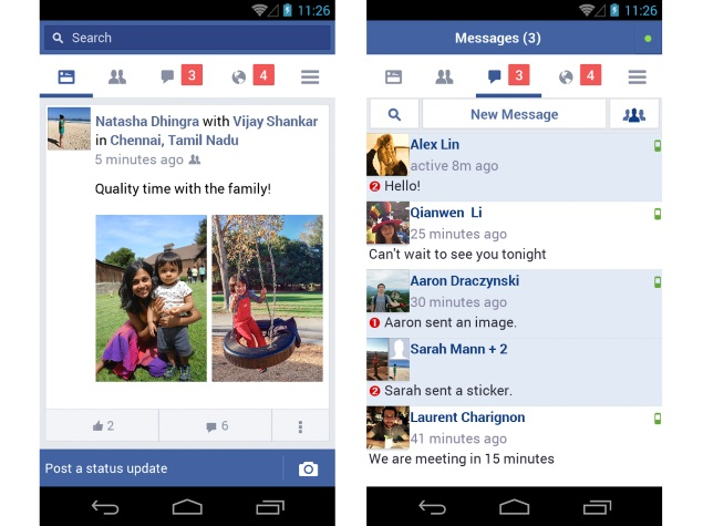 Facebook Lite Android App Being Tested for Emerging Markets