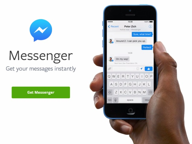 facebook messenger for iphone messenger 5 0 for ios adds 7165