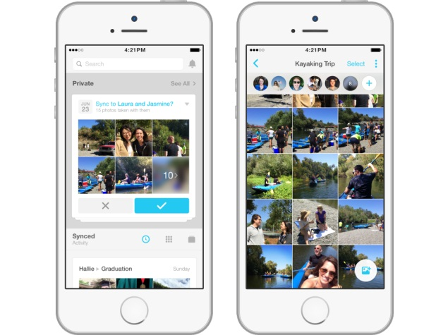 Facebook Launches Moments App to Make Private Photo Sharing Easier