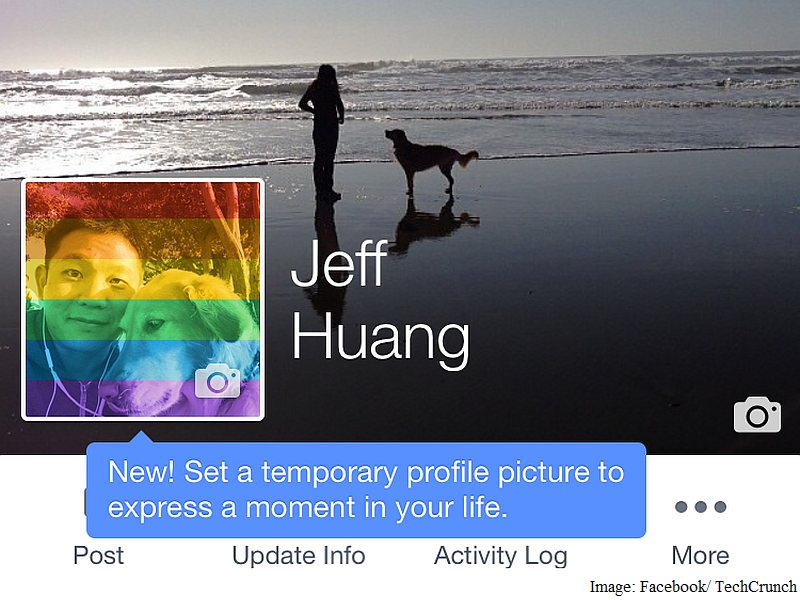Facebook May Soon Let You Choose a Temporary Profile Picture