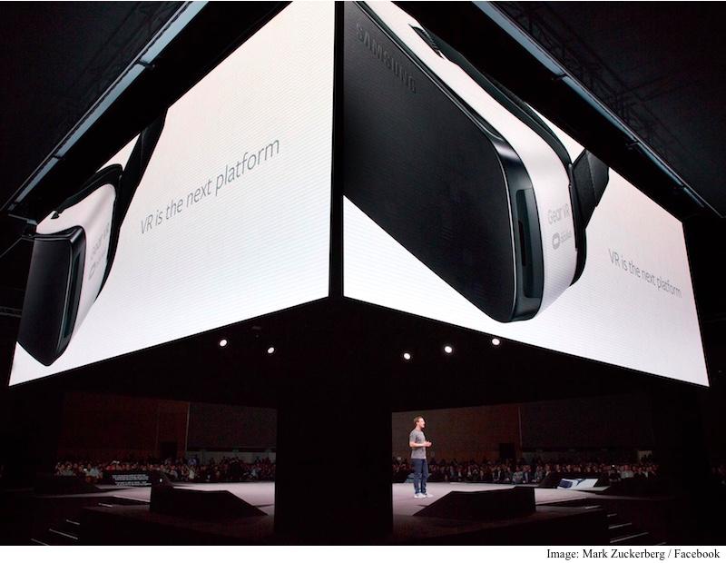 Mark Zuckerberg Demos 'Dynamic Streaming' VR at Samsung Galaxy S7 Launch