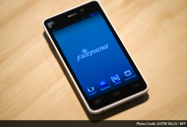 Fairphone, first 'ethical smartphone', unveiled in Europe
