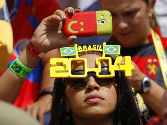 Fifa World Cup 2014 The Biggest Social Media Event Ever: Facebook