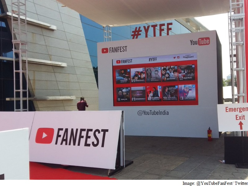 YouTube FanFest in Mumbai on Saturday to See AIB, TVF Perform Live