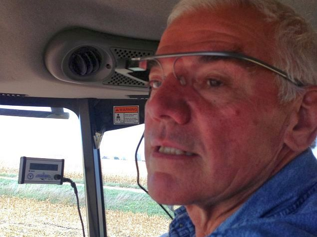 How Google Glass Can Be the Next Big Thing for Agriculture