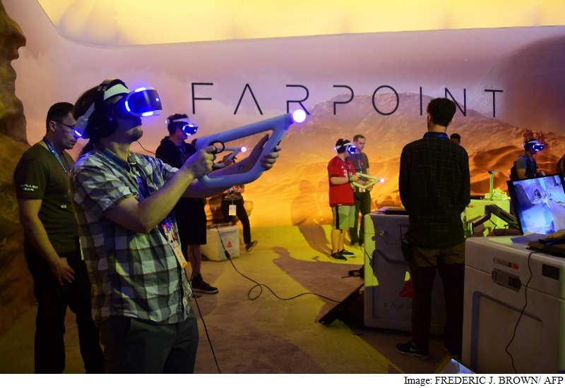 Video Game Makers Plunge Deeper Into Virtual Reality at E3