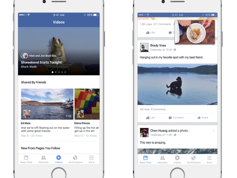 Facebook to Ramp Up Video Viewing Features