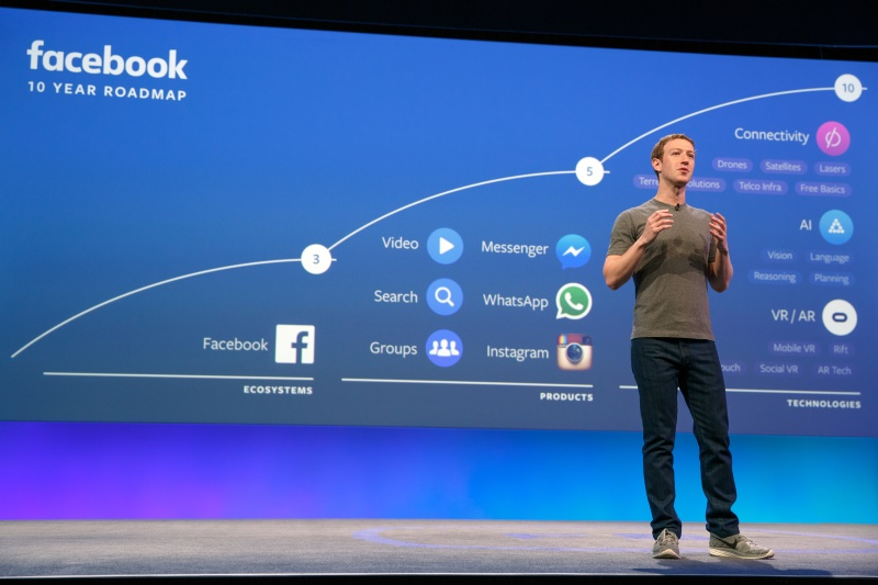 Facebook Now Has Over 1.7 Billion Monthly Active Users