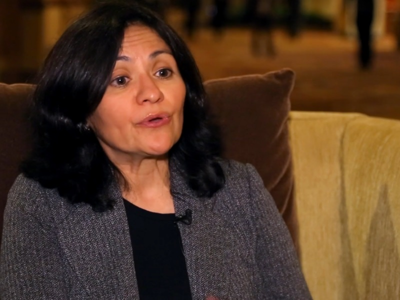 FTC Chairwoman Edith Ramirez Chats About Privacy, Security and Why She's at CES